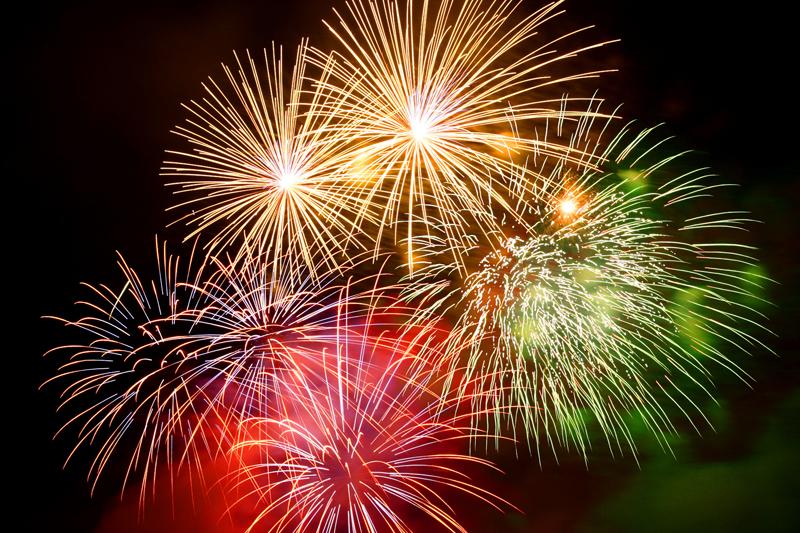 Feuerwerk Usedom 2021