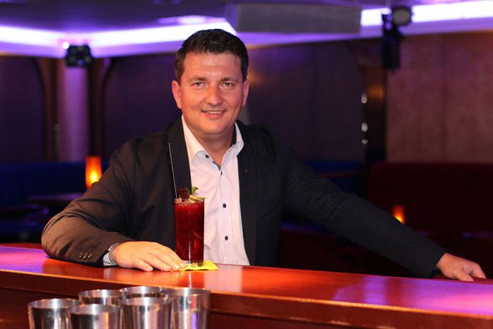 Nachgefragt - ViP´s F&B Manager Alexander Köhler