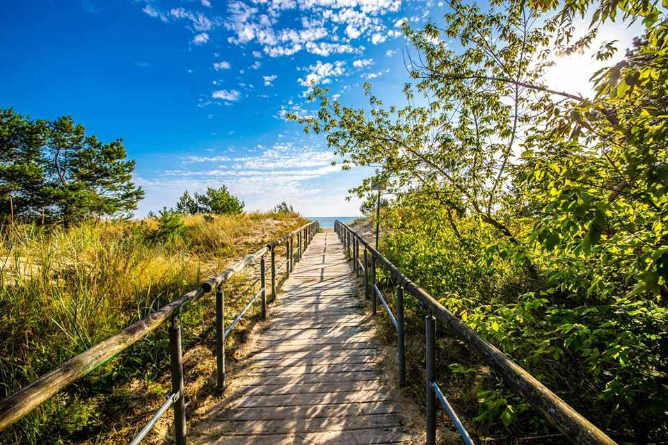 Usedom und das Ostseehotel - Villen im Park freut sich auf Sie!